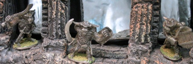 From the shadows... Hobgoblins!