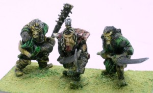 Hobgoblins are ready for us!
